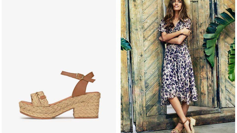 Las sandalias de Carbonero. (Popa)
