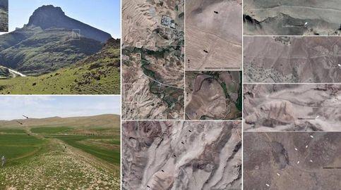 Hallan un misterioso muro de 115 km de hace dos milenios en Irán: ¿quién lo hizo?