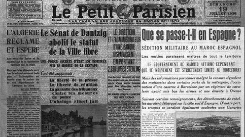 Así cubrió la prensa internacional el levantamiento del 18 de julio de 1936