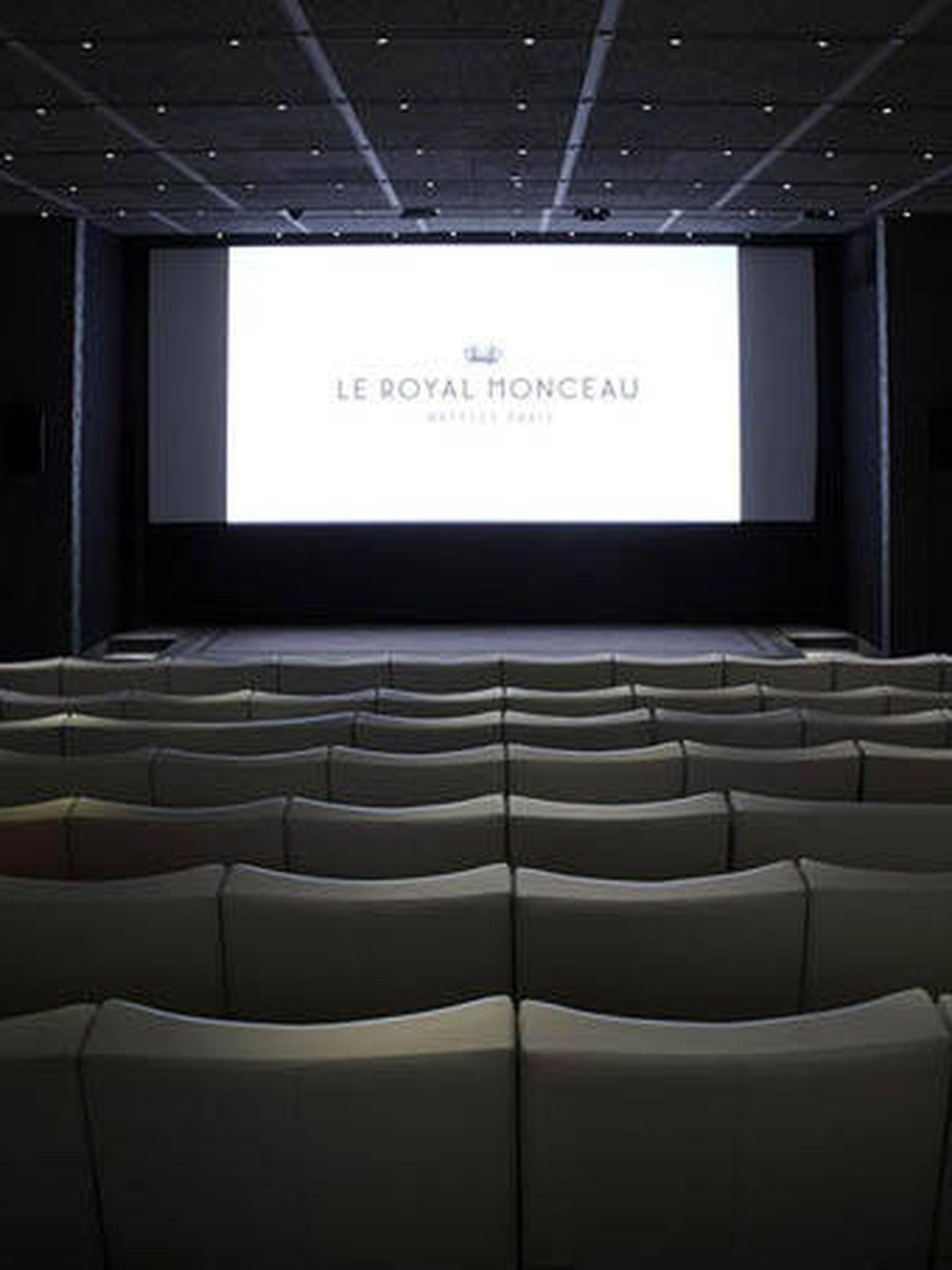 Cine de Le Royal Manceau. (Cortesía)