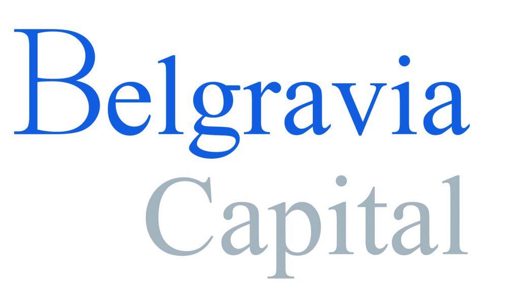 Foto: Parte del logo de Belgravia Capital, cortesía de Belgravia Capital