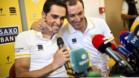 Ivan Basso abandona el Tour de Francia por un pequeño cáncer testicular