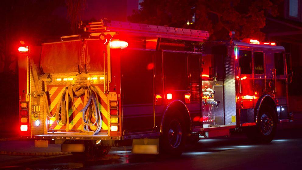 Una pelea entre cuatro personas acaba con el incendio de la casa de uno ellos