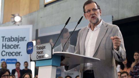 El PP intentó cerrar campaña en Colón por si no llenaba el Palacio de Deportes