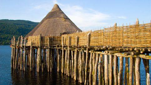 Los crannogs: unas curiosas islas artificiales de Escocia donde el tiempo parece detenerse