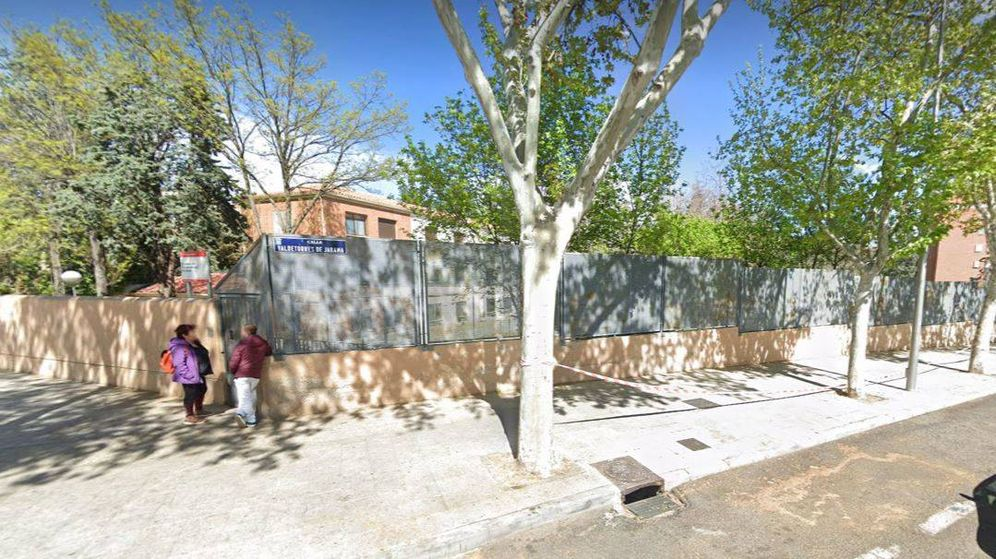 Foto: Centro de menores de Primera Acogida de Hortaleza, en Madrid. (Google Maps)