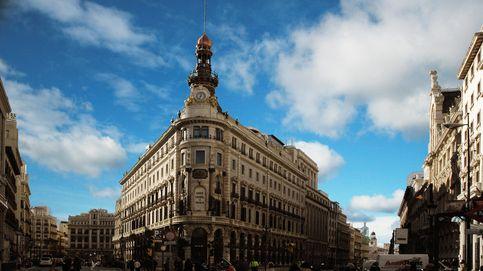 Santander sigue reinando en Canalejas: se reserva una oficina en su histórica sede