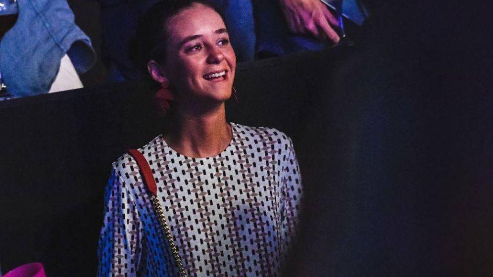 Foto:  Victoria Federica, en el concierto de Morat. (Foto Equipo Starlite)