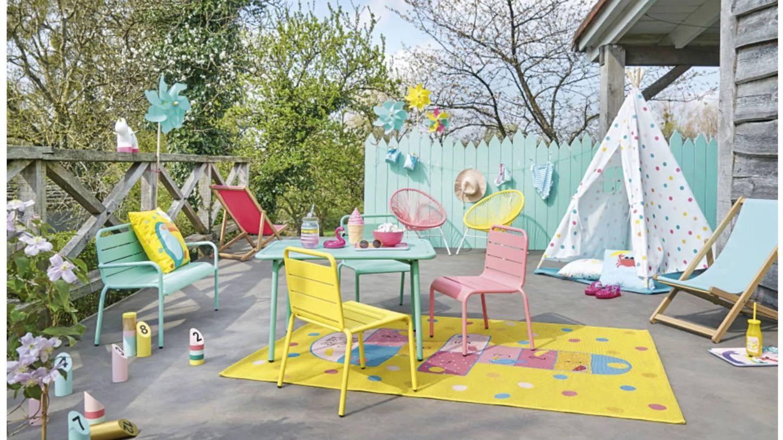 Ideas de decoración para disfrutar con tus hijos de Maisons du Monde. (Cortesía)