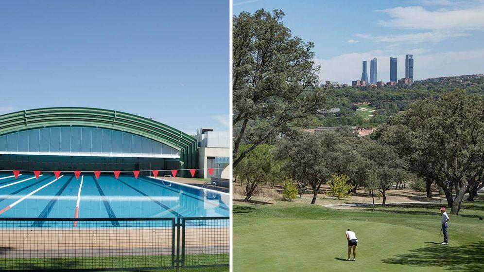 Foto: El Club de Campo es uno de los recintos de ocio más selectos de Madrid.