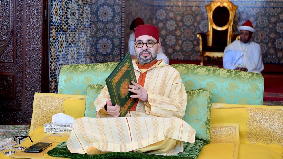 Mohamed VI exhibe su velero de 88M en plena oleada de migración marroquí