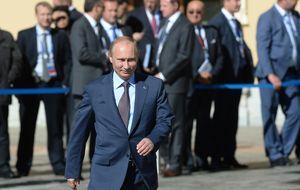 Putin: Rusia ayudará a Siria en caso de ataque militar exterior