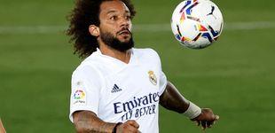 Post de El declive de Marcelo en el Madrid: Mendy, las lesiones y Miguel Gutiérrez