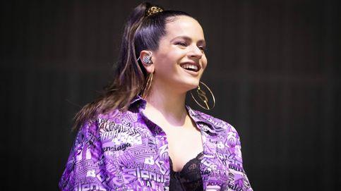 Rosalía sin maquillaje: así es la diva del pop con la cara lavada