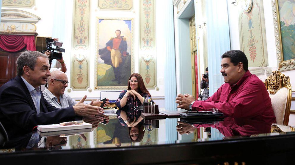 Caracas vs. Madrid: la sangre llega al río (y solo Zapatero se salva de la quema)