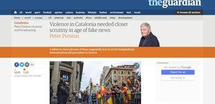 Post de El exdirector de 'The Guardian' alerta de