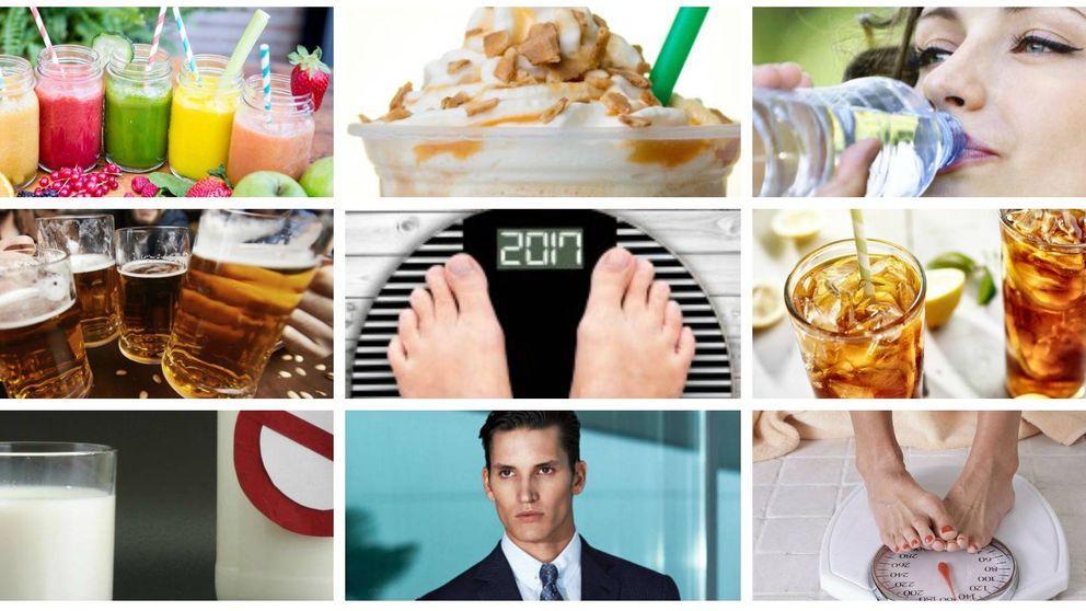 Bebidas que debes evitar a toda costa si lo que tratas es de perder peso