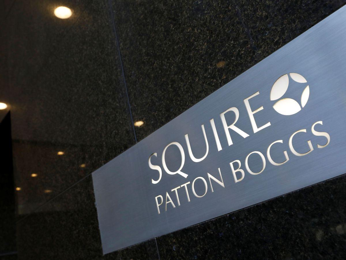Foto: Logo de Squire Patton Boggs.