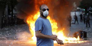 Huelgas y represión: el futuro de la política europea