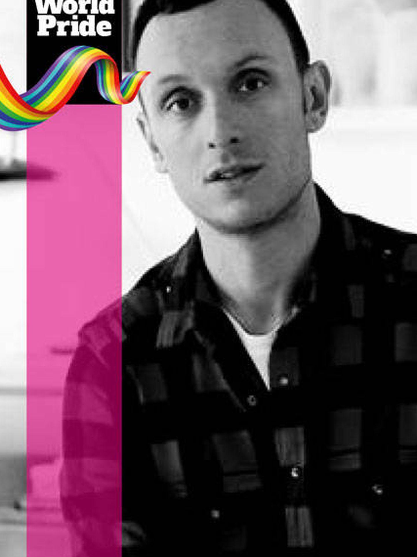 Orgullo LGTBI 2017: Gorka Postigo (Fotografía)