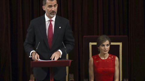 El discurso del Rey desata una campaña antimonárquica entre los secesionistas