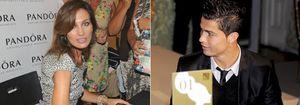 La 'cena de enamorados' de Cristiano Ronaldo y Nieves Álvarez
