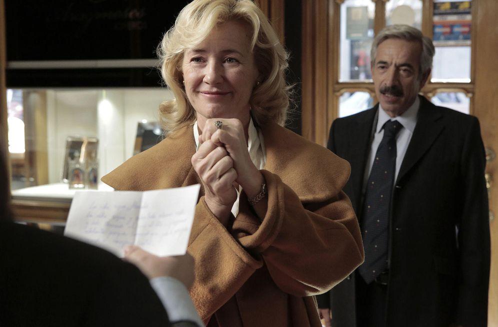 Foto: Imagen del último capítulo de 'Cuéntame' de la temporada 17. (TVE)