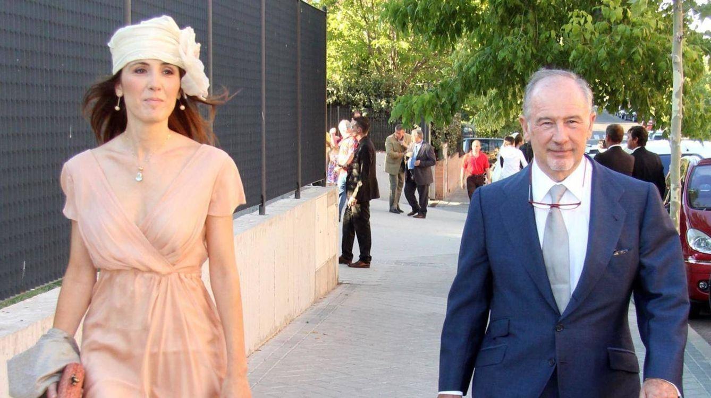 Foto:  Rodrigo Rato y Alicia González en una imagen de archivo (Gtres)