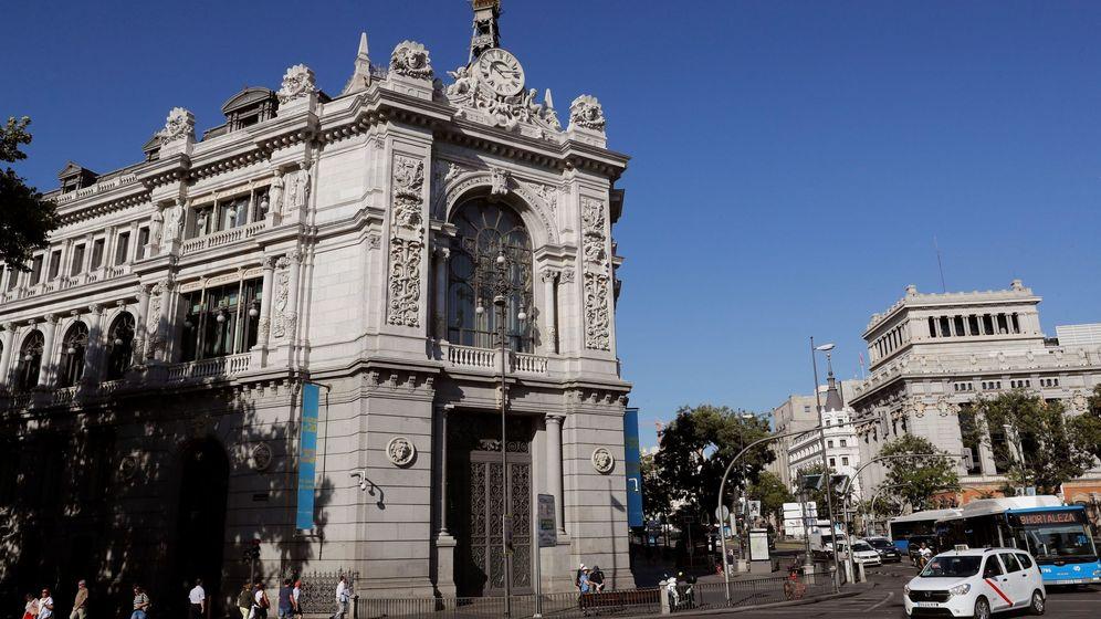 Foto: Sede del Banco de España (Efe)
