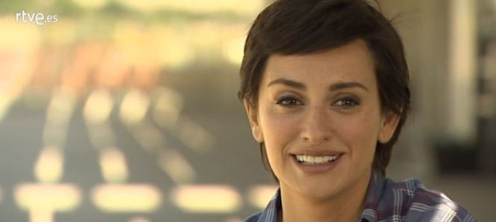 Foto: La nueva imagen de Penélope Cruz en la película 'Ma ma' (TVE)