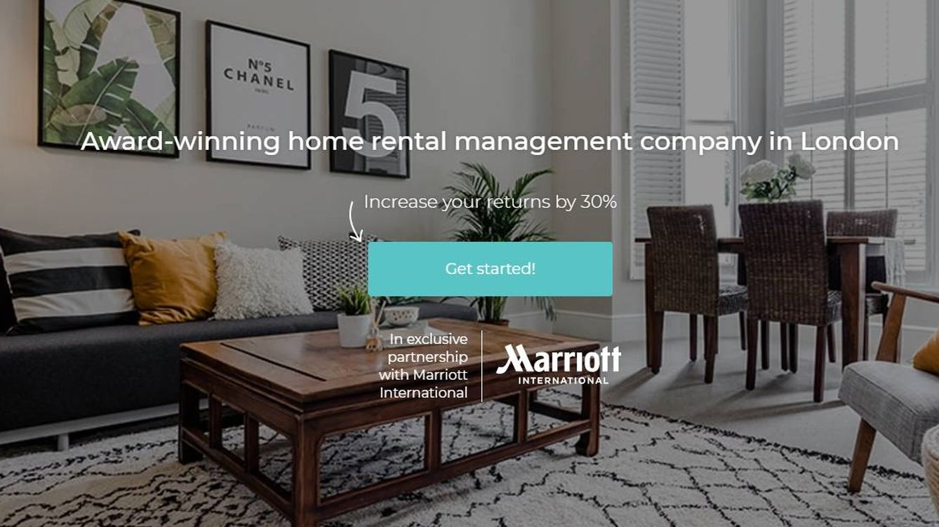 Los gigantes hoteleros 'copian' a Airbnb: Marriott o Accor se suman al 'home sharing'