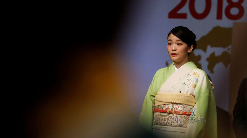 Foto: La princesa Mako en una imagen de archivo. (Reuters)