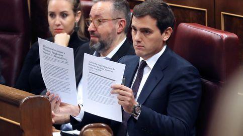 Sube el telón del Parlamento y Rajoy pierde los nervios ante Rivera