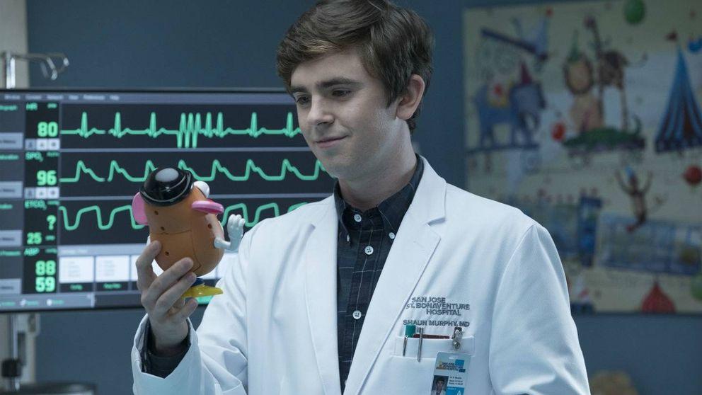 'The Good Doctor': 5 imágenes que explican  el éxito de la serie de Telecinco