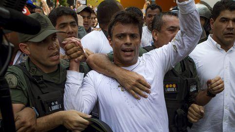 Los políticos españoles, satisfechos por la liberación de Leopoldo López