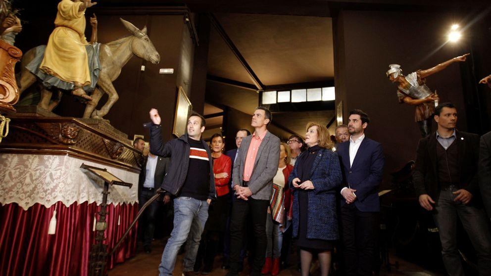 Sánchez: PP, Cs y Vox están opositando para ver quién lidera la oposición