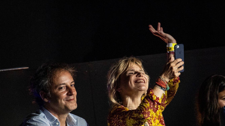 Eugenia Martínez de Irujo, Narcís Rebollo y Tana Rivera: la familia que canta unida...