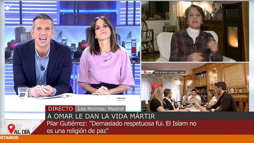 Joaquín Prat también echa a 'la franquista' Pilar: No se lo permito, adiós