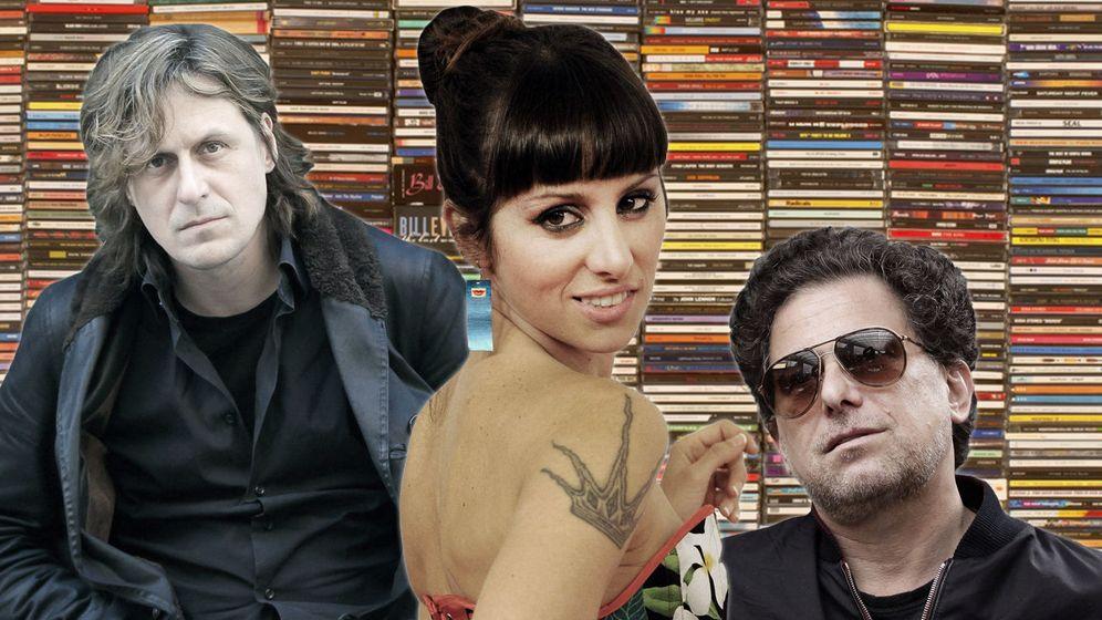 Foto: Nacho Vegas, La Mala y Calamaro eligen sus discos del año