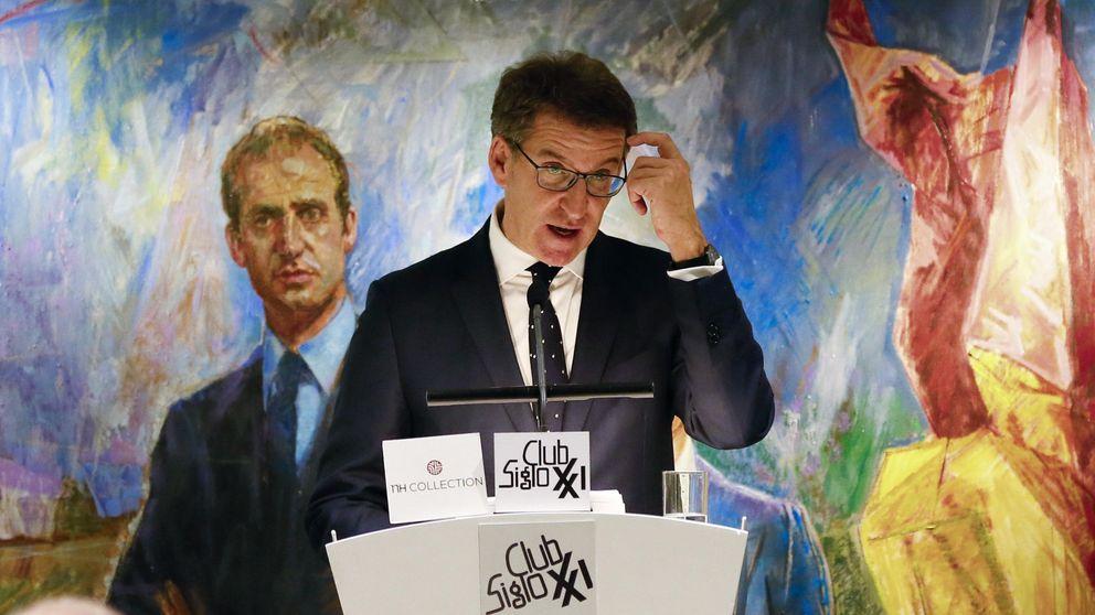 Las dudas de Feijóo agravan el bloqueo del banquillo del PP en plena crisis