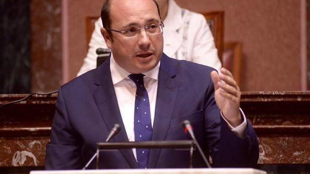 El presidente de Murcia comparece hoy por el 'caso Auditorio'