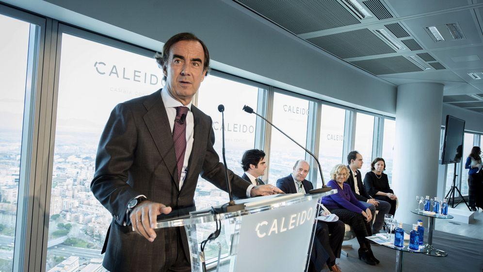 Foto: El presidente de OHL, Juan Villar-Mir . (EFE)