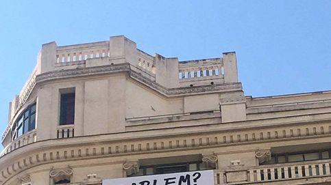 """""""Parlem?"""": Madrid a Barcelona para acabar con la guerra de banderas"""