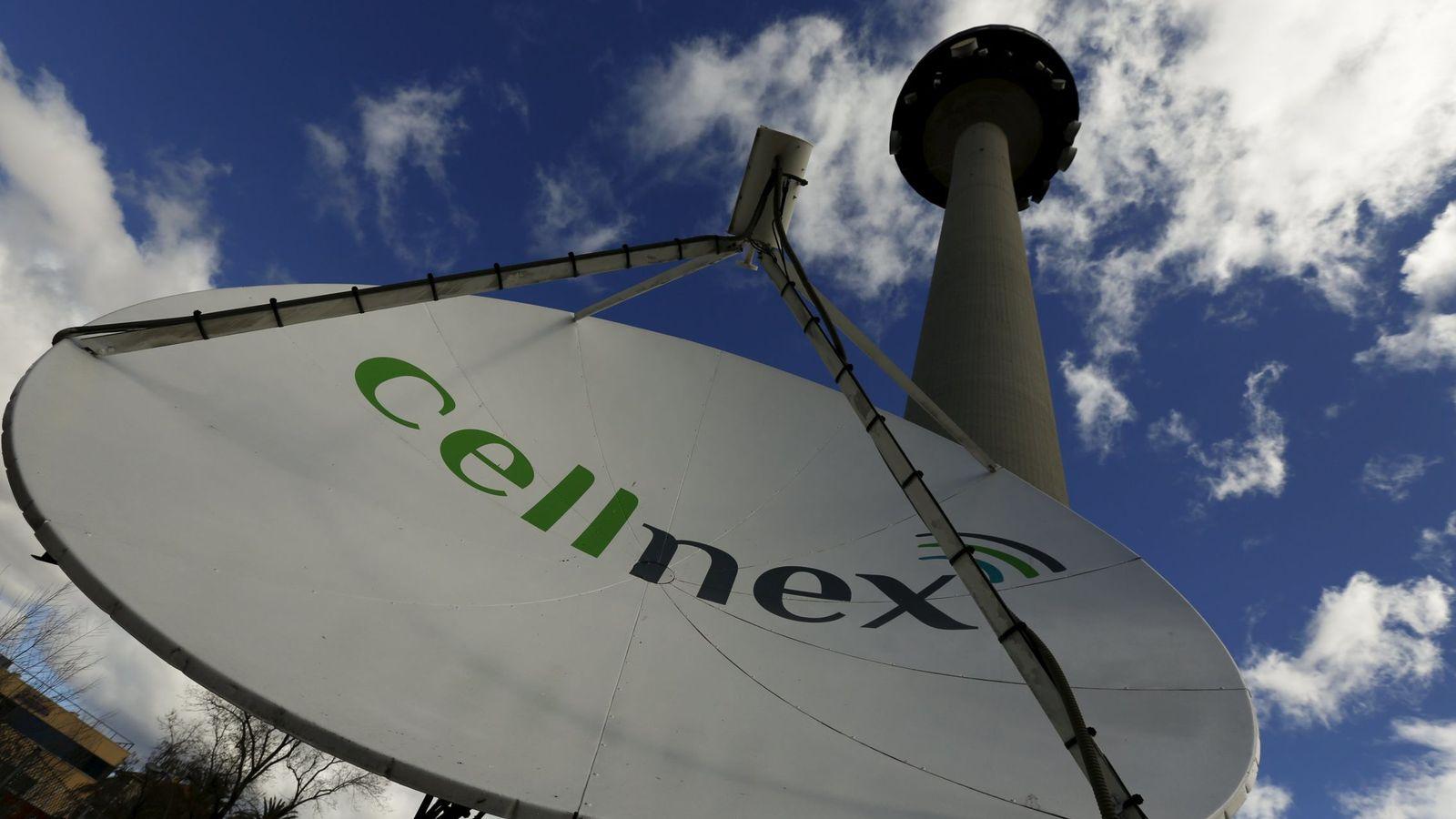 Foto: Antena de Cellnex. (Reuters)