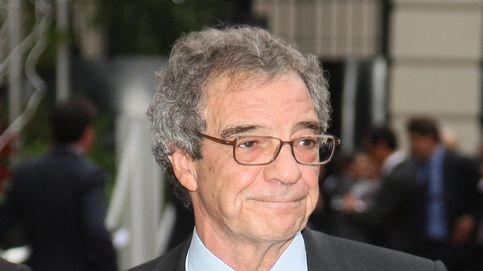 César Alierta, 75 cumpleaños solo y con Isabel Sartorius en la distancia