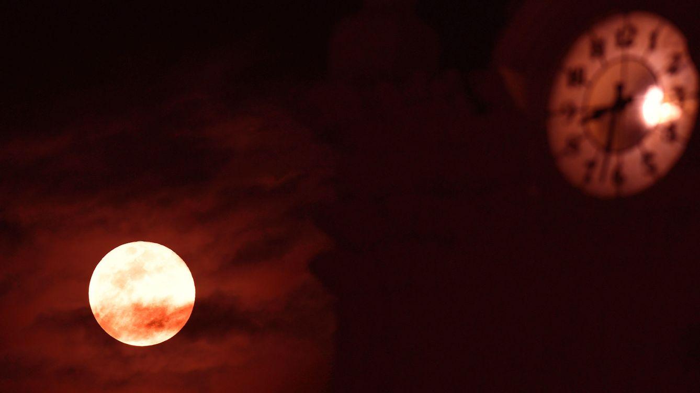 ¿Desde dónde se puede ver el eclipse lunar total o 'luna de sangre'?