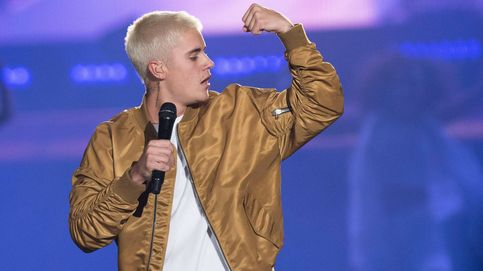 Justin Bieber le da un puñetazo a un niño español en Barcelona