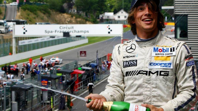 Roberto Merhi, el piloto que ha llegado a la Fórmula 1 sin dinero ni padrinos