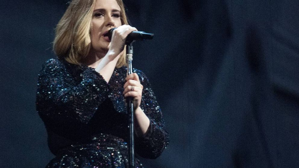La 'bronca' de Adele a una fan: Deja de grabarme y disfruta del concierto
