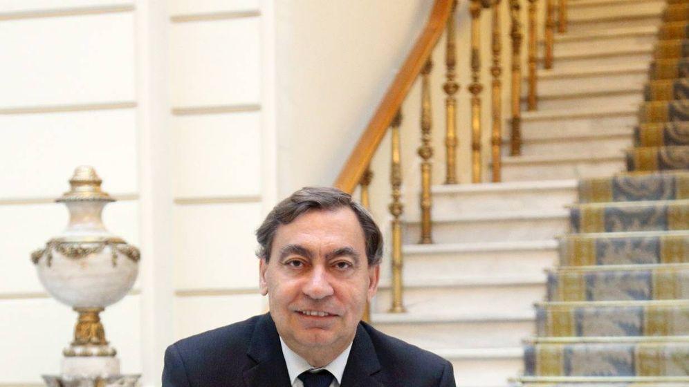 Foto: El fiscal general del estado en funciones Julián Sánchez Melgar. (EFE)